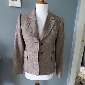 Fitted Wool blazer